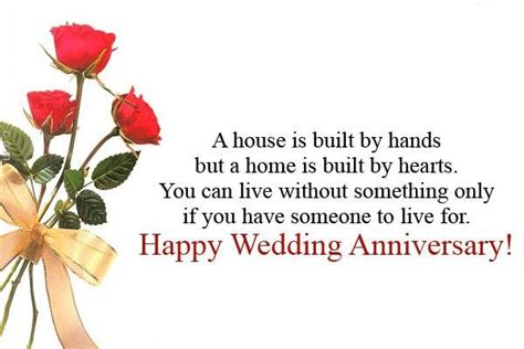 40 top happy wedding anniversary wishes quotes