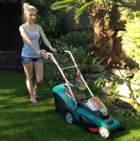 Small Sheds For Lawn Mowers by Cordless Lawnmowers Tested And Reviewed By Fred In The Shed