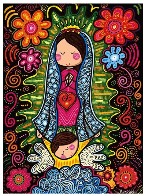 imagenes religiosas mexico virgen de guadalupe distroller distroller pinterest