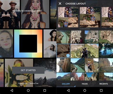 layout from instagram collage instagram releases layout its own collage creating app