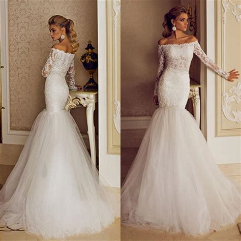 White Mermaid Wedding Dresses. Wedding Dresses. Wedding