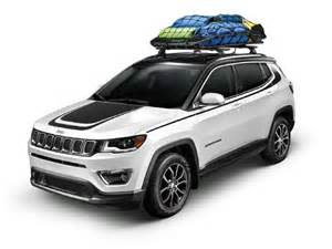 Jeep Compass Custom Parts Jeep The 2017 Compass With Mopar Accessories