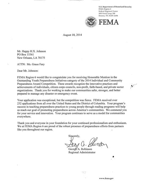 Sle Appeal Letter For License Suspension Fema Appeal Letter Exle 37 Images Sle Letter To Fema Pictures To Pin On Pinsdaddy Sle