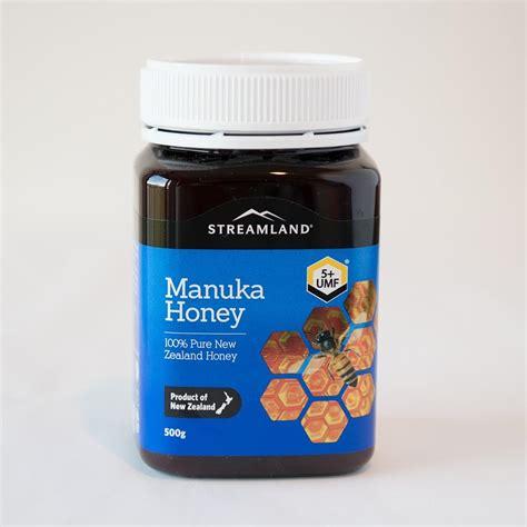 Manuka Honey 5 Streamland 500gr manukaku