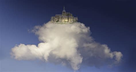 castle on a cloud castle on a cloud photograph by nigel jones