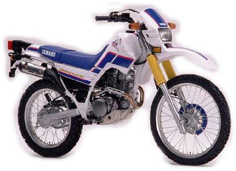 Yamaha Xt250r 1997
