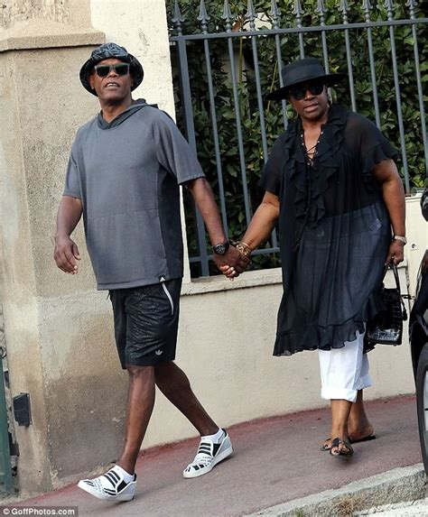 and the magic l samuel l jackson and latanya richardson join magic