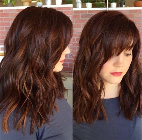 winthrop hair salons specializing in color spicy auburn color with dimension and shine hair color