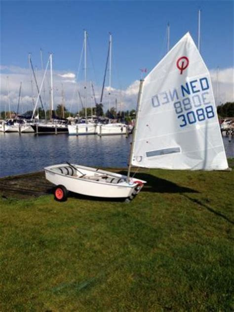 optimist te koop zeeland optimist ned3088 advertentie 377440