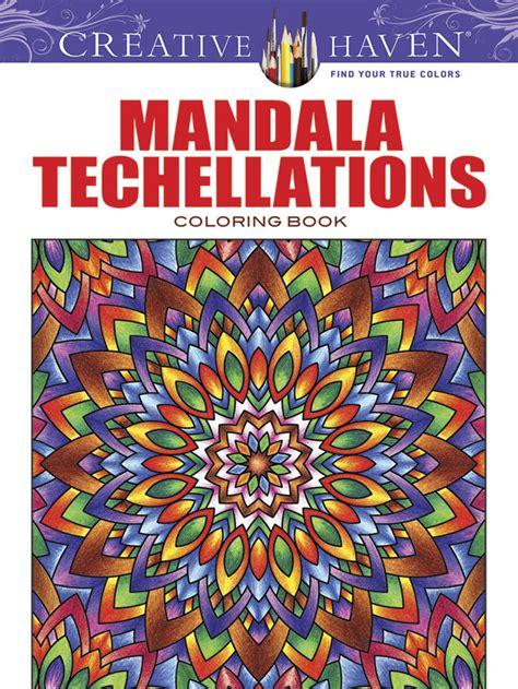 mandala coloring book store mandala techellations coloring book