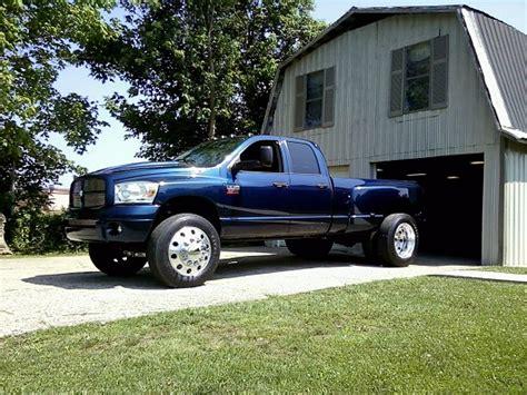 2003 Dodge Ram 3500 Cummins 22 5 Alcoas 26 000 Possible