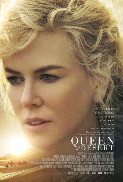 film queen of the desert queen of the desert movie review 2017 roger ebert