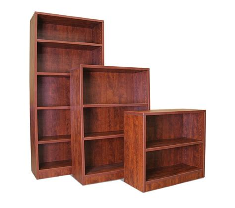 bookcase with adjustable shelves 71 quot laminate bookcase with adjustable shelves