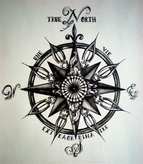 compas tattoos compass tattoos designs ideas and meaning tattoos for you