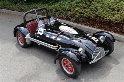cadillac allard  reduced dobson motorsport