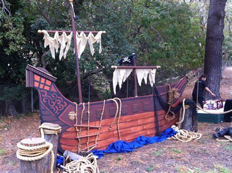 pirate ship  event magic party rentals props