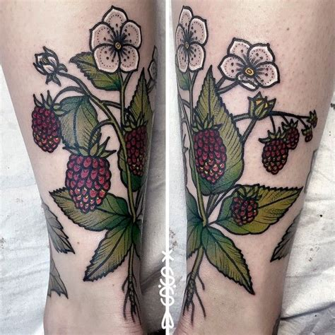 raspberry tattoo designs best 20 strawberry ideas on beatles