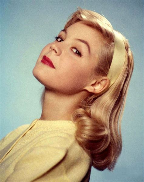 sandra dee sandra dee 1950 s film star vintage flickr