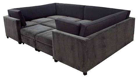 Wrap Around Sectional Sofa Csi Montagegalleries 7 Modern Wrap Around Sectional Reviews Houzz