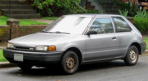 file mazda familia sedan 1991 jpg wikimedia commons mazda 323 gtx image 18