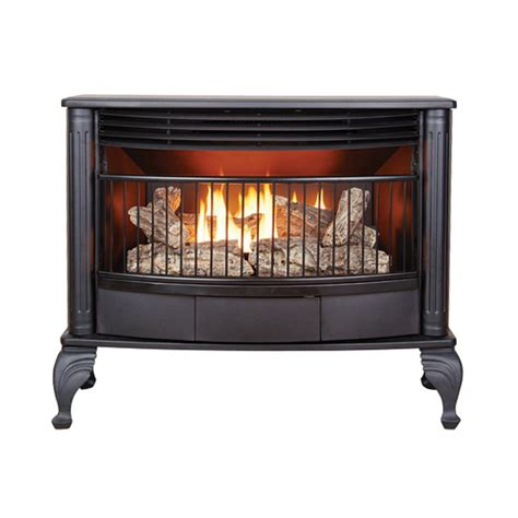Gas Stove Dual Fuel with Remote Control   25,000 BTU