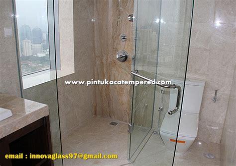 Harga Kaca Clear 12mm harga pintu kaca kamar mandi murah pasang pintu kaca