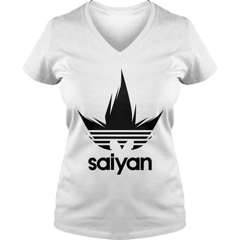 Tshirt Saiyan saiyan vegeta adidas shirt hoodie tank top v neck