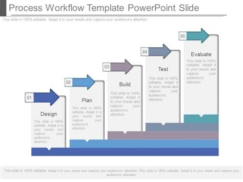 powerpoint workflow template evaluate powerpoint templates slides and graphics