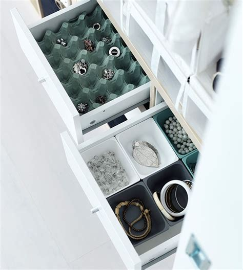jewelry drawer organizer ikea 212 best images about accessorize organize on