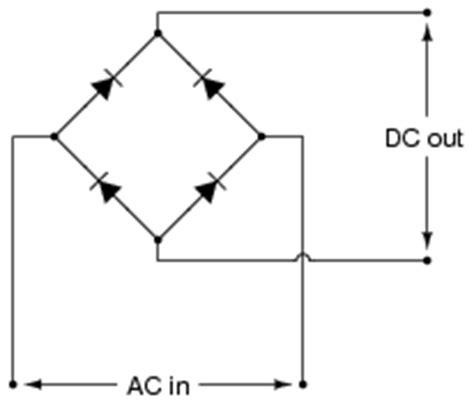 diode bridge rectifier symbol rectifier circuits discrete semiconductor devices and circuits worksheets