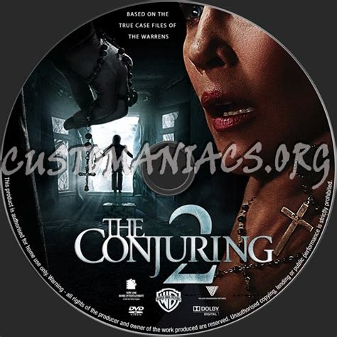 Dvd The Conjuring 2 forum custom labels page 10 dvd covers labels by
