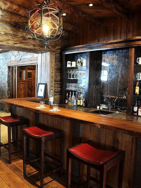 52 Splendid Home Bar Ideas To Match Your Entertaining Saloon Style House Plans