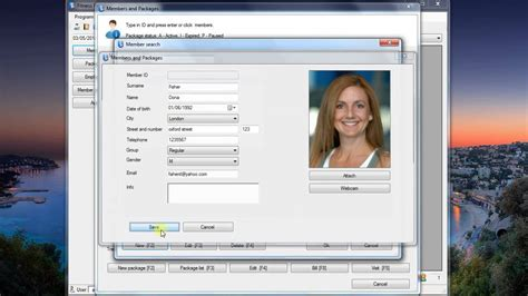 Fitness Management Software 2 by Fitness Manager And Fitness Club Management Software