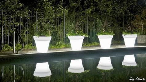 Contemporary Landscape Lighting Cool Outdoor Lights Modern Outdoor Lighting