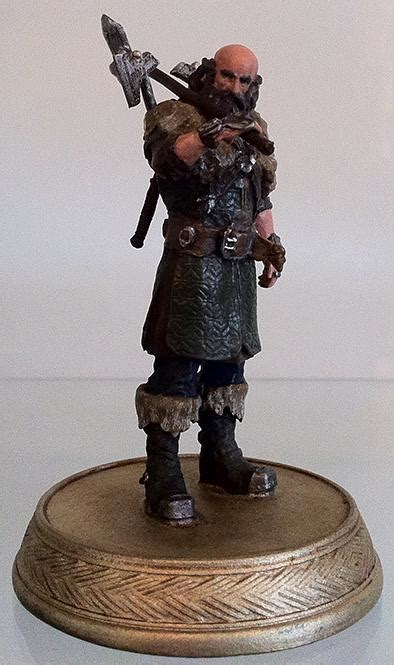 the hobbit motion picture trilogy collector s models