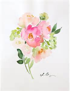 water color flowers 25 best ideas about watercolor flowers on