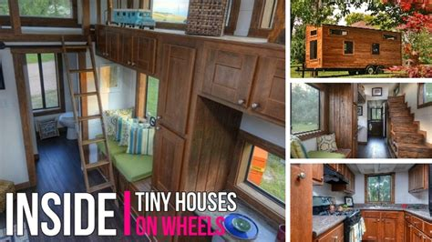 inside tiny houses inside tiny houses on wheels best tiny house 2017
