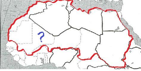 africa map practice northern africa map quiz proprofs quiz