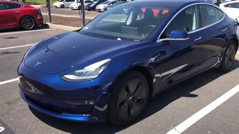 model 3 colors tesla model 3 colors youtube