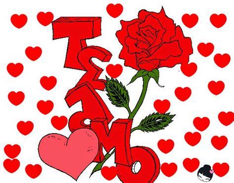 imagenes q digan feliz dia de san valentin gifs te amo