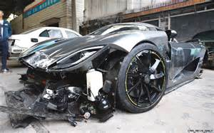 best car crash top 3 most expensive car crashes in history