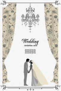 Wedding Card Background Png by Wedding Invitation Vector Png Images Invitation Sle