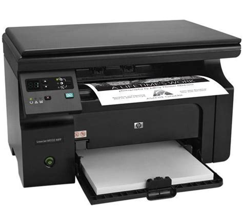 Printer Hp Yang Bisa Scan review printer laserjet hp m1132 mp dimensidata