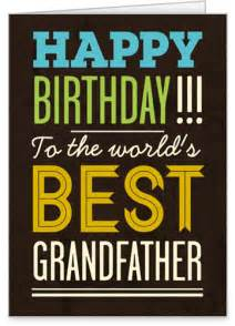 happy birthday grandpa my blog