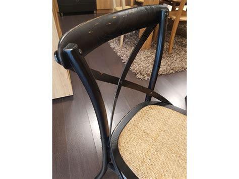 sedie rattan prezzi sedia intreccio legno e rattan a prezzo outlet