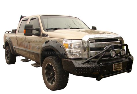 heavy duty truckware bumpers and accessories for ford ranch hand summit bullnose heavy duty ford super duty f250