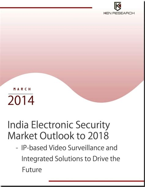 electronic industry india electronic security market
