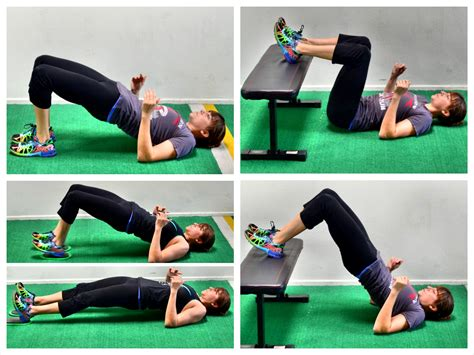 bench glute bridge the best glute exercise the glute bridge redefining