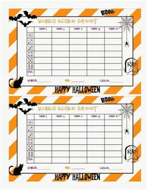 halloween themed bunco 10 best ideas about halloween bunco on pinterest bunco