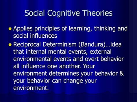 the principles of learning and behavior ppt personality theories powerpoint presentation id